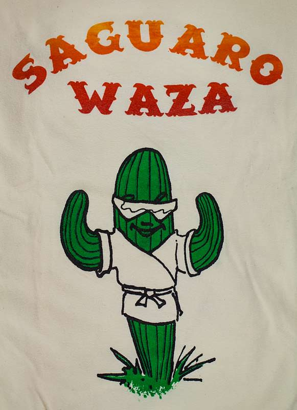 Saguarowaza Screenprinted T-Shirt
