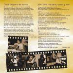 Guitarra en mano a contraluz CD Booklet Page 2