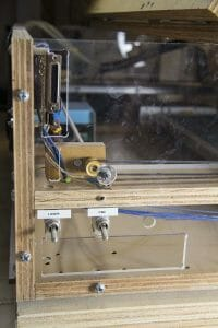 Blacktooth Laser Cutter Ports and Switches