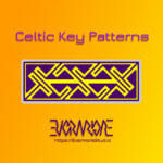 Celtic Key Panel