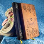 Viking Longship Design on Hardcover Notebooks
